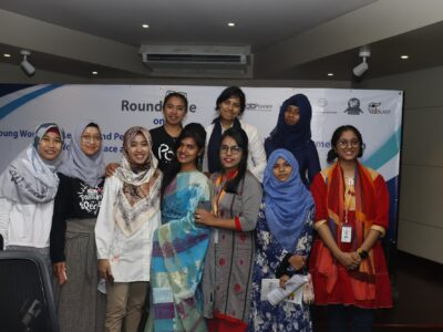 Young Women as Leaders and Peace Builders2